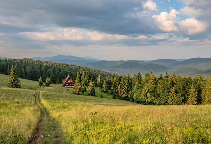 Rycerzowa-bacówka-Beskid-Zywiecki